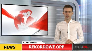 Video NEWS: Rekordowe OPP